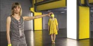 Elina Brotherus, «Yellow Ball» (2017)