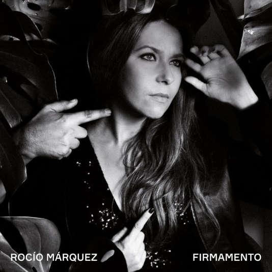 Pochette de l'album de Rocio marquez, «Firmamento» (Viavox)