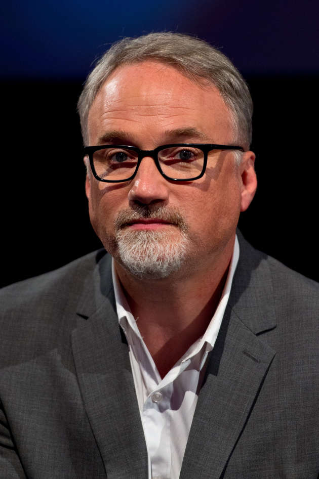 David Fincher en septembre 2014 à Londres.