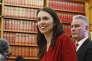Jacinda Ardern, chef du Parti travailliste, à Wellington, le 19 octobre.
