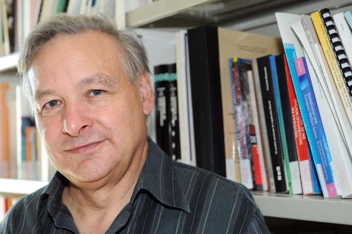 Jean-Marie Pernot, politologue, en 2008.