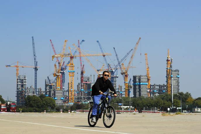 «Dans le futur ordre mondial qui se dessine, la Chine sera un acteur incontournable. C'est un fait ! Mais nous, quelle place souhaitons-nous avoir ?» (Photo: à Pékin, le 5 octobre).