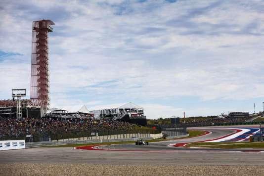 Le COTA, Circuit Of The Americas, accueille la 17 e étape du championnat du monde de F1, du 20 au 22 octobre.