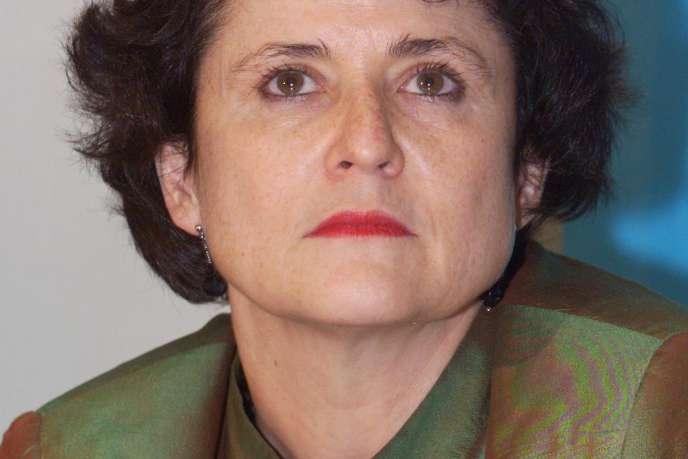 Geneviève Fraisse, le 30 mars 1999.