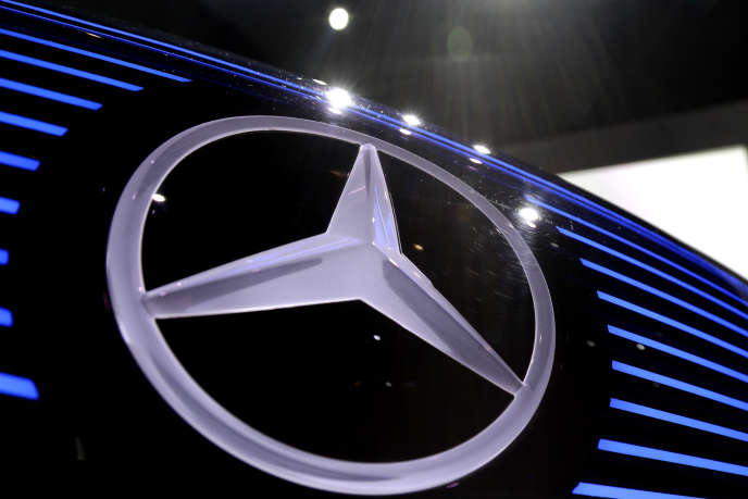 Daimler a revendiqué la semaine dernière le statut de « lanceur d'alerte » dans l'espoir d'éviter une amende.