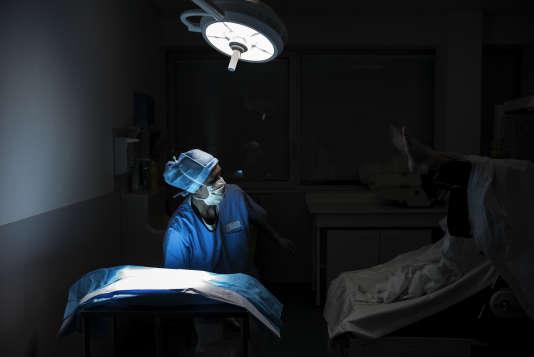 Certains médecins ont utilisé le Cytotec pour déclencher des accouchements dans le but de faire des économies. Ici, à la maternité de l'hôpital de la Croix-Rousse, à Lyon.