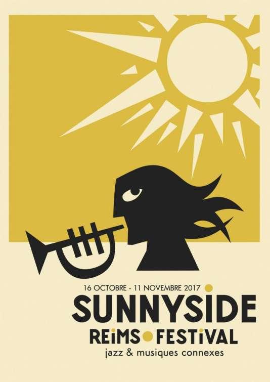 Affiche du Reims Sunnyside Festival.
