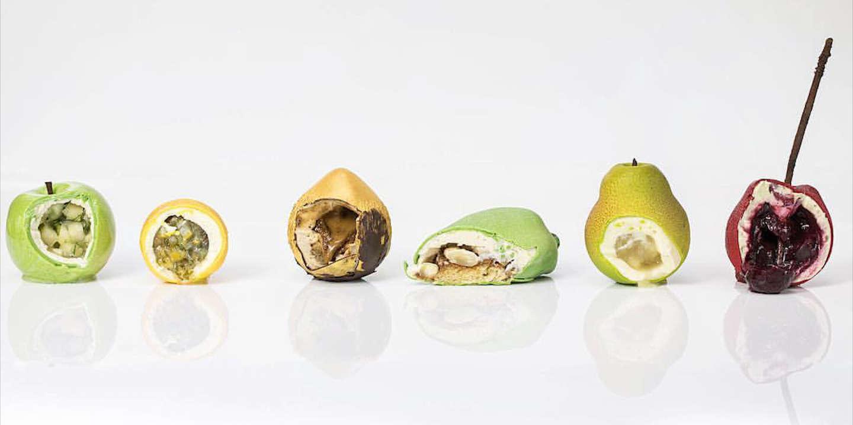 Connu pour ses sculptures de fruits, Cédric Grolet a été élu meilleur  pâtissier de restaurant du monde