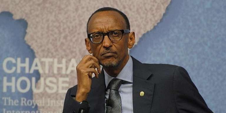 Paul Kagamé, l'homme fort du Rwanda depuis l'été 1994.