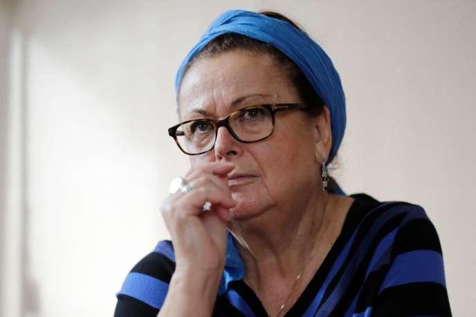 Christine Boutin s'était fait connaître en 1998 à l'Assemblée nationale lors du débat sur le pacs, dont elle avait incarné l'opposition.