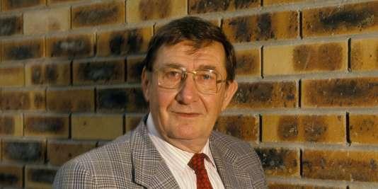 Louis Viannet, le 21 septembre 1991.