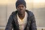 Mohammad Abdallah, réfugié soudanais, au Mans, le 20 octobre.