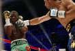 N'Dam a souffert face à la puissance de Murata, qui boxait à domicile.