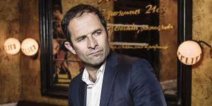 Benoît Hamon, le 20 octobre.