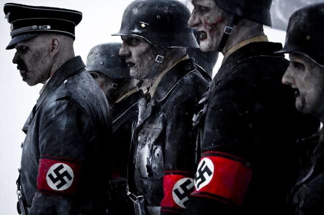 Dans l'épisode «World at War» de la série «Call of Duty», les nazis faisaient aussi une apparition dans le nouveau (à l'époque) mode zombie.