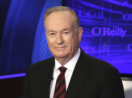 Bill O'Reilly, en octobre 2015,