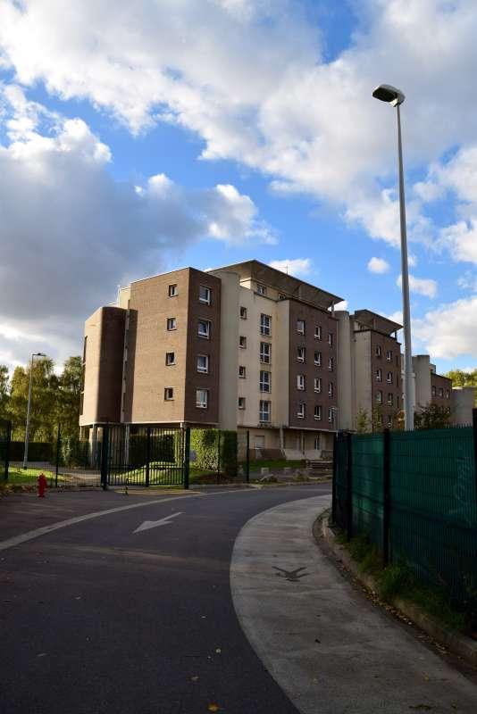 La résidence Pont-de-Bois, à Villeneuve-d'Ascq (Nord).
