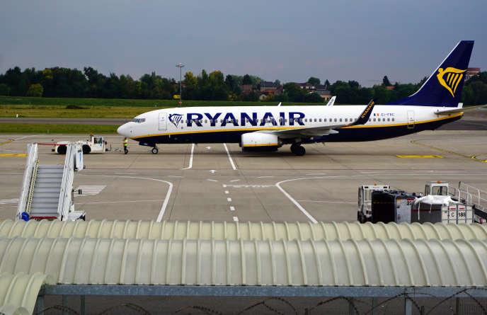 Aéroport de Charleroi.