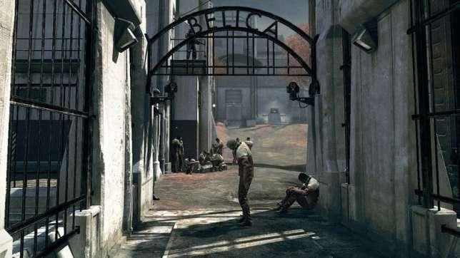 Belica, dans «Wolfenstein : the New Order», est le seul exemple de représentation d'un camp d'extermination dans un jeu vidéo grand public.