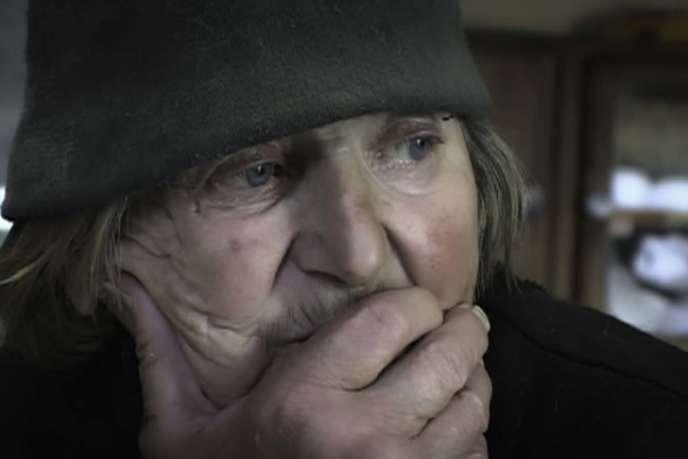 « Sans adieu», documentaire français deChristophe Agou. Claudette