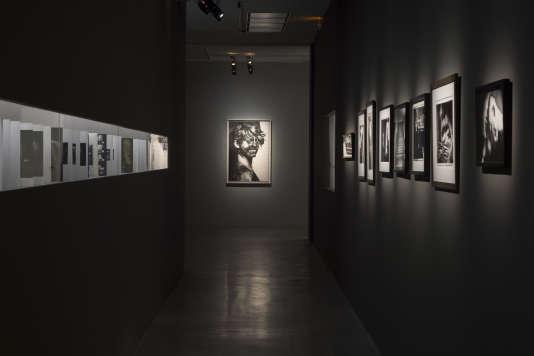 L'exposition« Etranger résident» de la collection Marin Karmitz à la Maison rouge, Paris.