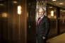 Stephen Schwarzman, le patron de Blackstone, à New York, le 7 janvier 2016.