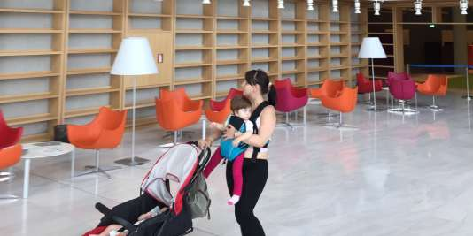 La bibliothèque de la Fondation Niarchos et ses livres virtuels