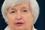 La présidente de la Fed, Janet Yallen, le 20 septembre.