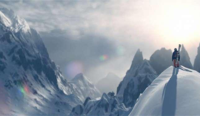 Pour générer le monde de« Steep», Ubisoft Annecy laissait au début tourner les ordinateurs près d'une semaine.