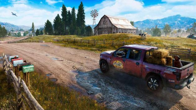 « Far Cry 5» se déroulera dans l'Amérique profonde contemporaine.