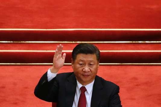 Le 19e congrès du Parti communiste chinois se termine à Pékin ce mercredi. Xi Jinping, secrétaire général du parti, a été reconduit pour un deuxième mandat.
