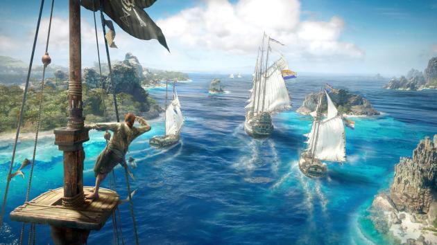 Dans« Skull & Bones», la« player fantasy», c'est-à-dire le pacte d'immersion,est d'incarner un pirate.