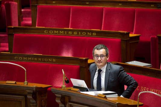 Gérald Darmanin, a confirmé, lundi 13 novembre, que le prélèvement à la source, une mesure actée sous le quinquennat de François Hollande, devrait entrer en vigueur au début de 2019.