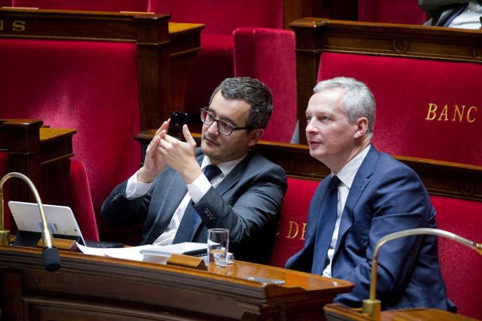 « Il est temps que les Français reprennent le contrôle de la gestion de leur épargne pour participer plus activement à la création de richesse, synonyme d'emplois pour demain»(Gérald Darmanin, ministre de l'action et des comptes publics, et Bruno Le Maire, ministre des finances, à l'Assemblée nationale le 24 octobre).