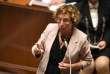 La ministre du travail, Muriel Pénicaud, le 24 octobre 2017 à l'Assemblée nationale.