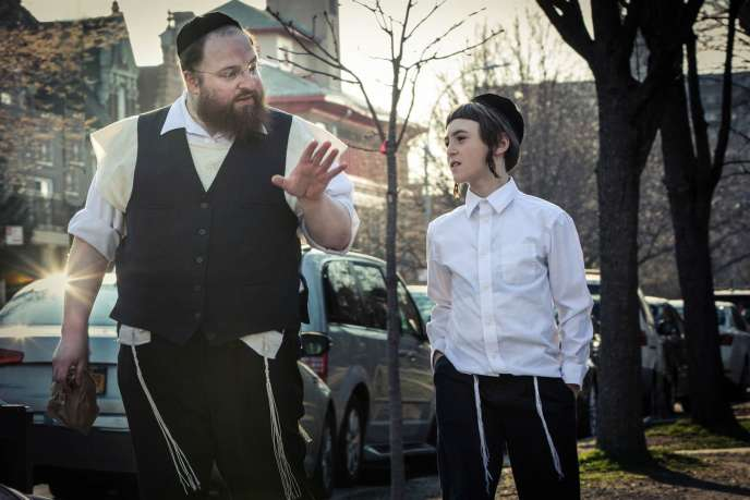 « Brooklyn Yiddish », film américain de Joshua Z. Weinstein.