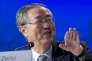 Le gouverneur de la banque centrale chinoise, Zhou Xiaochuan, le 15 octobre, à Washington.