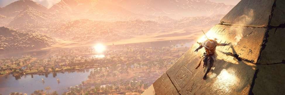 Le jeu «Assassin's Creed Origins»retranscrit toute l'Egypte antique.