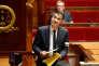 Olivier Faure, président du groupe Nouvelle Gauche à l'Assemblée nationale, le 24 octobre.