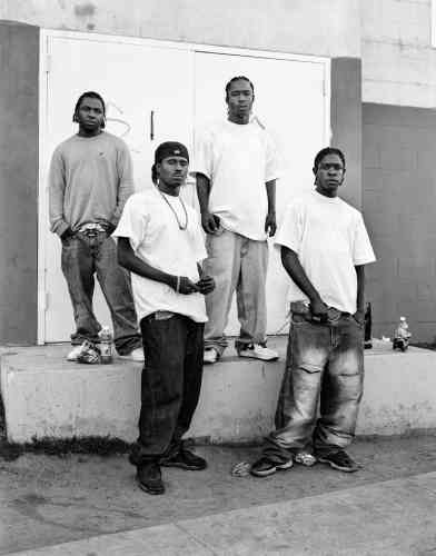 « Fresh, Real, Flave and 4Doe (Real Fresh Crew)», 2008.
