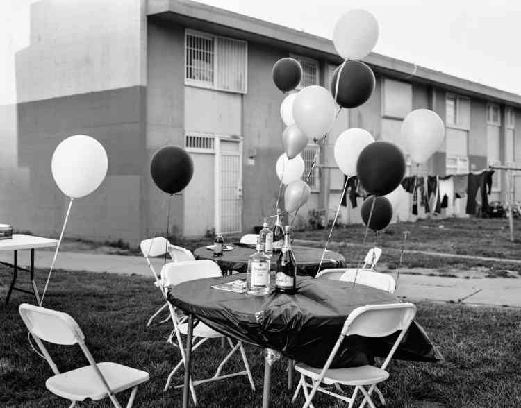 « Untitled (birthday party)», 2009.