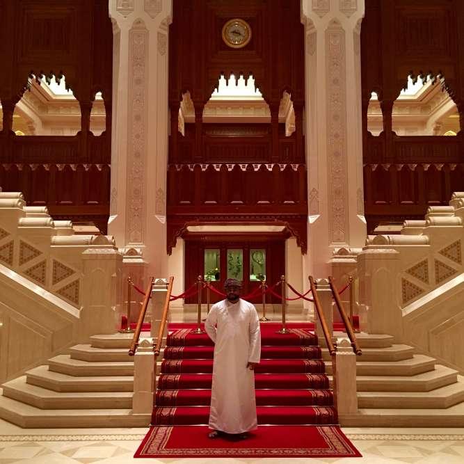 Le Royal Opera House, à Mascate, dansle quartier de Qurm, a été inauguré en 2011. Suivez le guide !www.rohmuscat.org.om