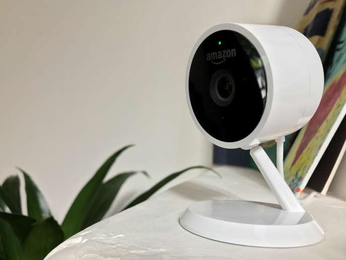 La caméra connectée d'Amazon est baptisée« Cloud Cam».
