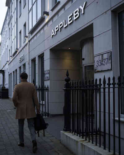 Les bureaux d'Appleby sont installéssur Athol Street. Le siège du cabinet d'avocats, qui est au cœur des «Paradise Papers», est situé aux Bermudes, mais la firme compte quelque 700employés dans la plupart des paradis fiscaux, dont, bien sûr, l'île de Man.