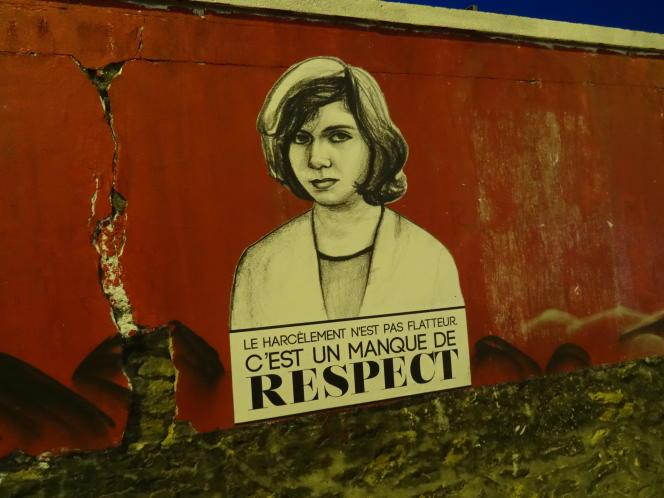 Street art rue d'Aubervilliers, Paris