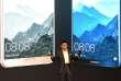 Présentation du nouvel modèle Mate 10 de Huawei, à Munich le 16 octobre.