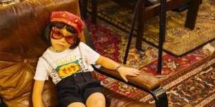 Coco, une Japonaise de 6 ans, affiche plus de 350 000 abonnés sur Instagram et une garde-robe truffée de pièces Gucci, Moschino et Nike.