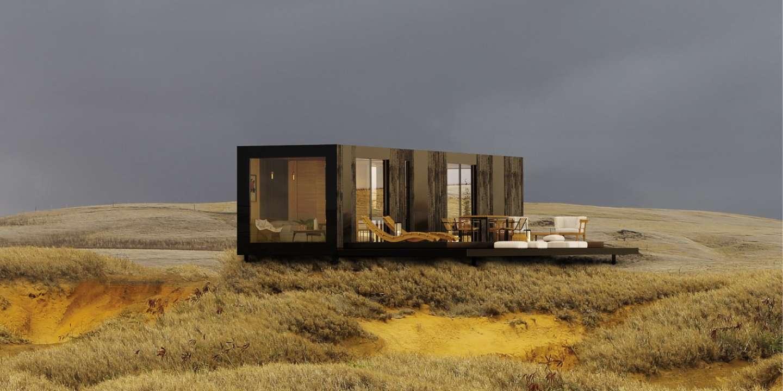 Constructeur Maison Container Nord des maisons en kit et bioclimatiques