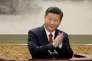 Le président chinois Xi Jinping, le 25 octobre à Pekin.