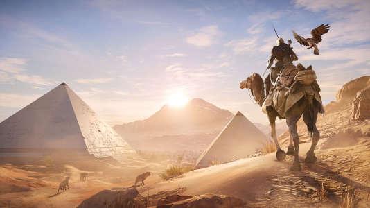 « Assassin's Creed» met le cap sur l'Egypte.